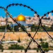 Kontrola na lotnisku w Izraelu