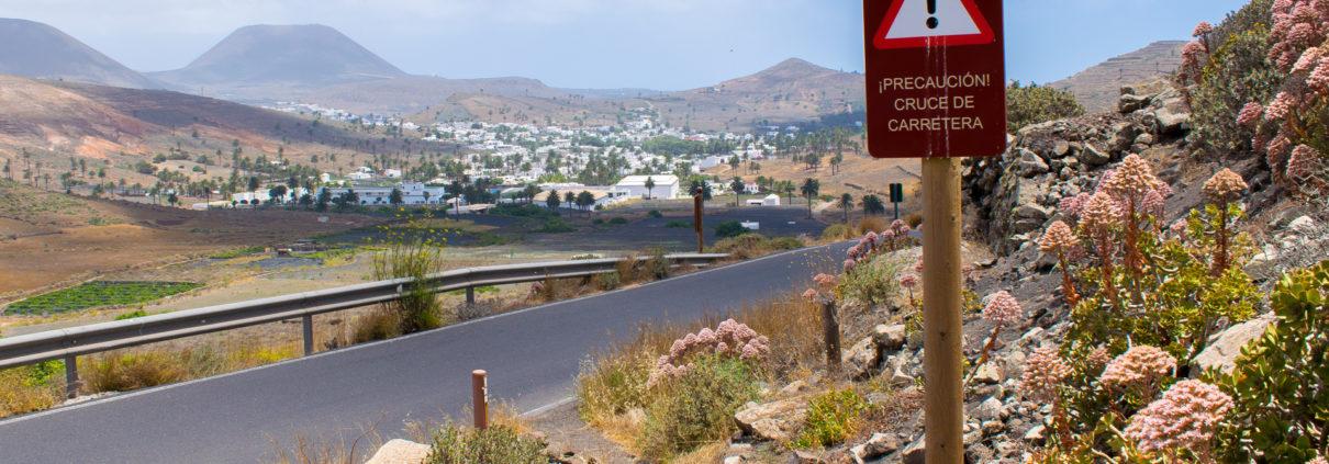 Caminos Naturales Lanzarote