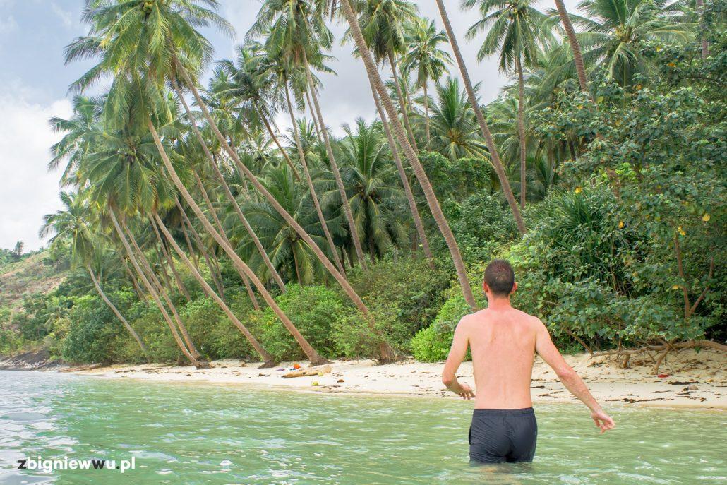 miejsca do przyłączenia się na plaży