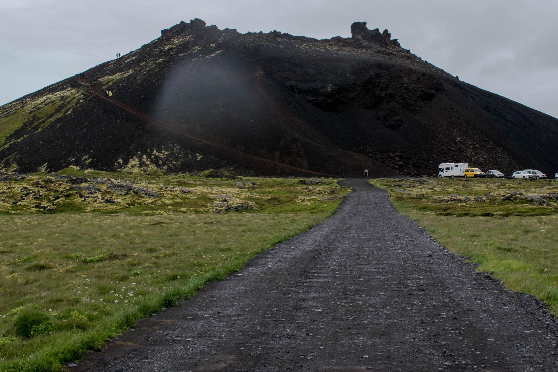 Krater Saxhólar