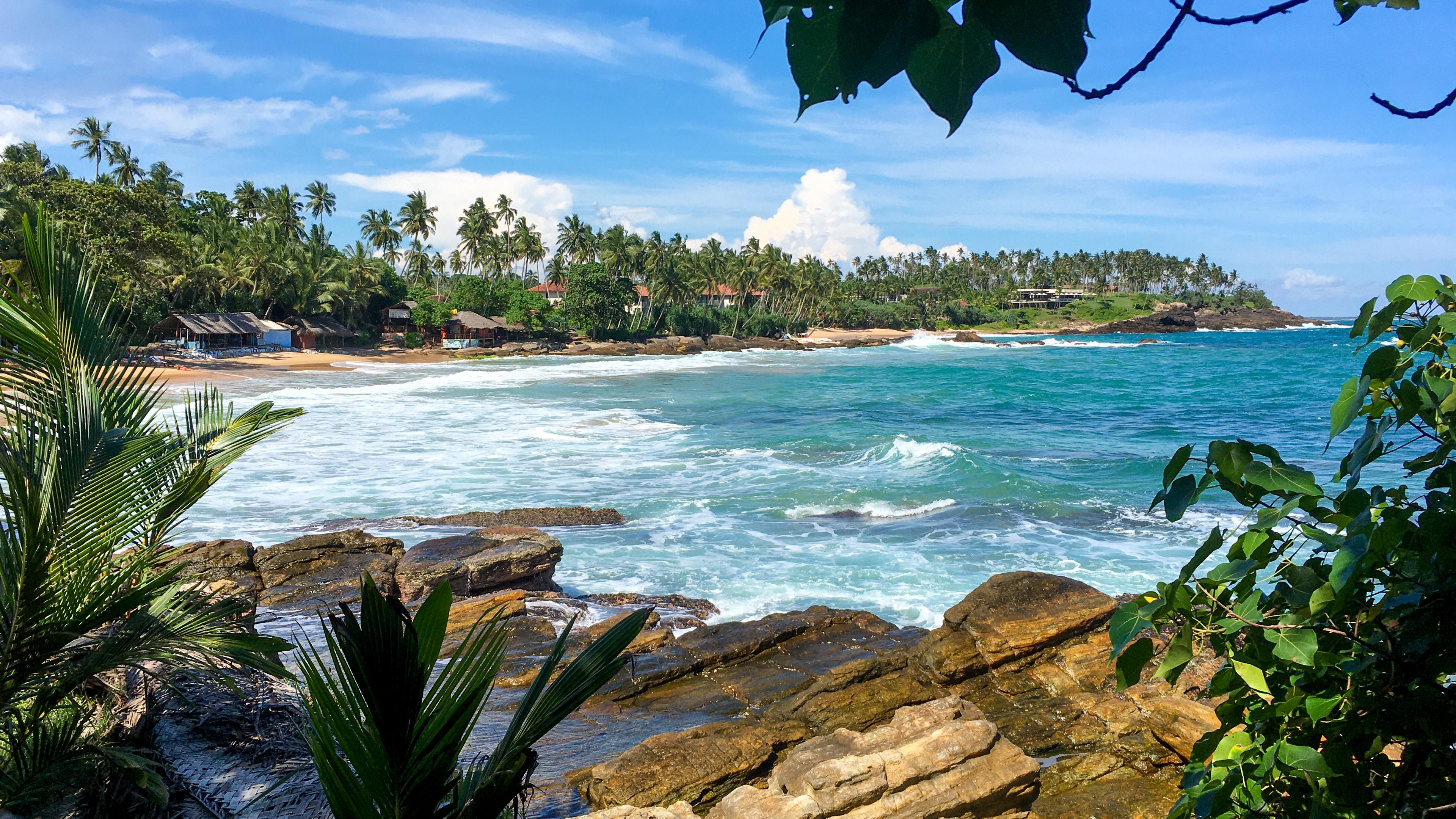 Goyambokka Beach
